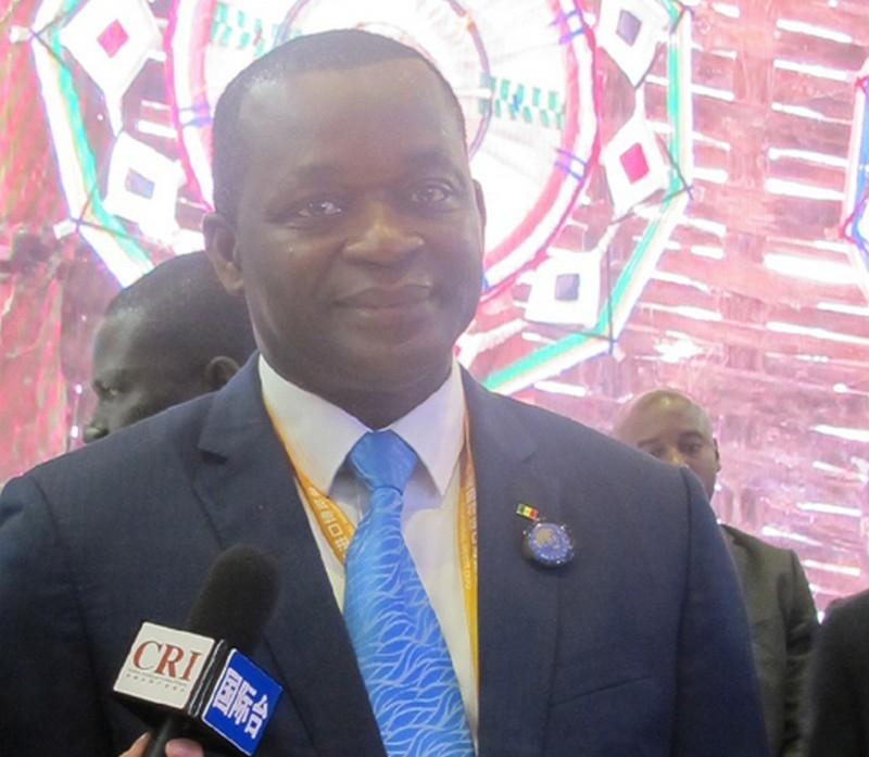 IInterview accordée par Alioune SARR, ministre sénégalais du Commerce, de l'Industrie et