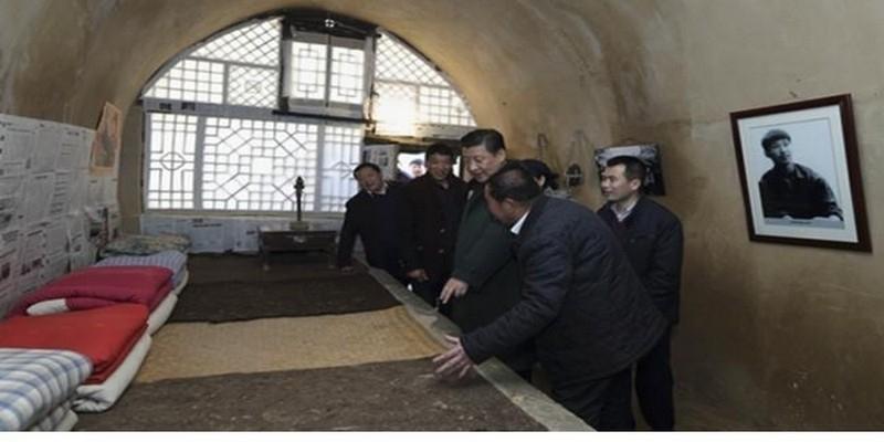 ILiangjiahe: récit en 6 épisodes sur l'histoire de Xi Jinping avec un village situé sur le plateau de Lœss